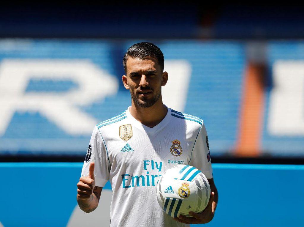 Ceballos Tak Bisa Bilang Tidak ke Madrid