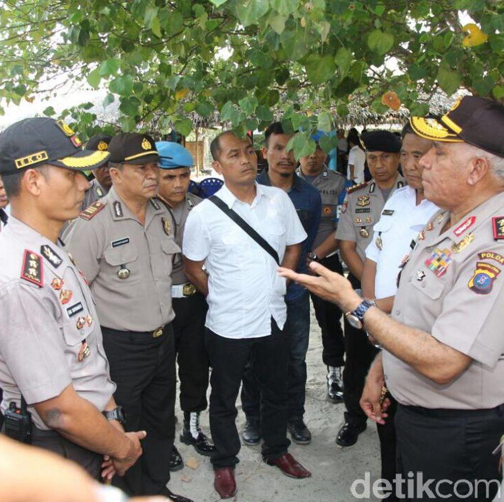 Cegah Penyelundupan Sabu, Polisi di Perairan Sumut akan Ditambah