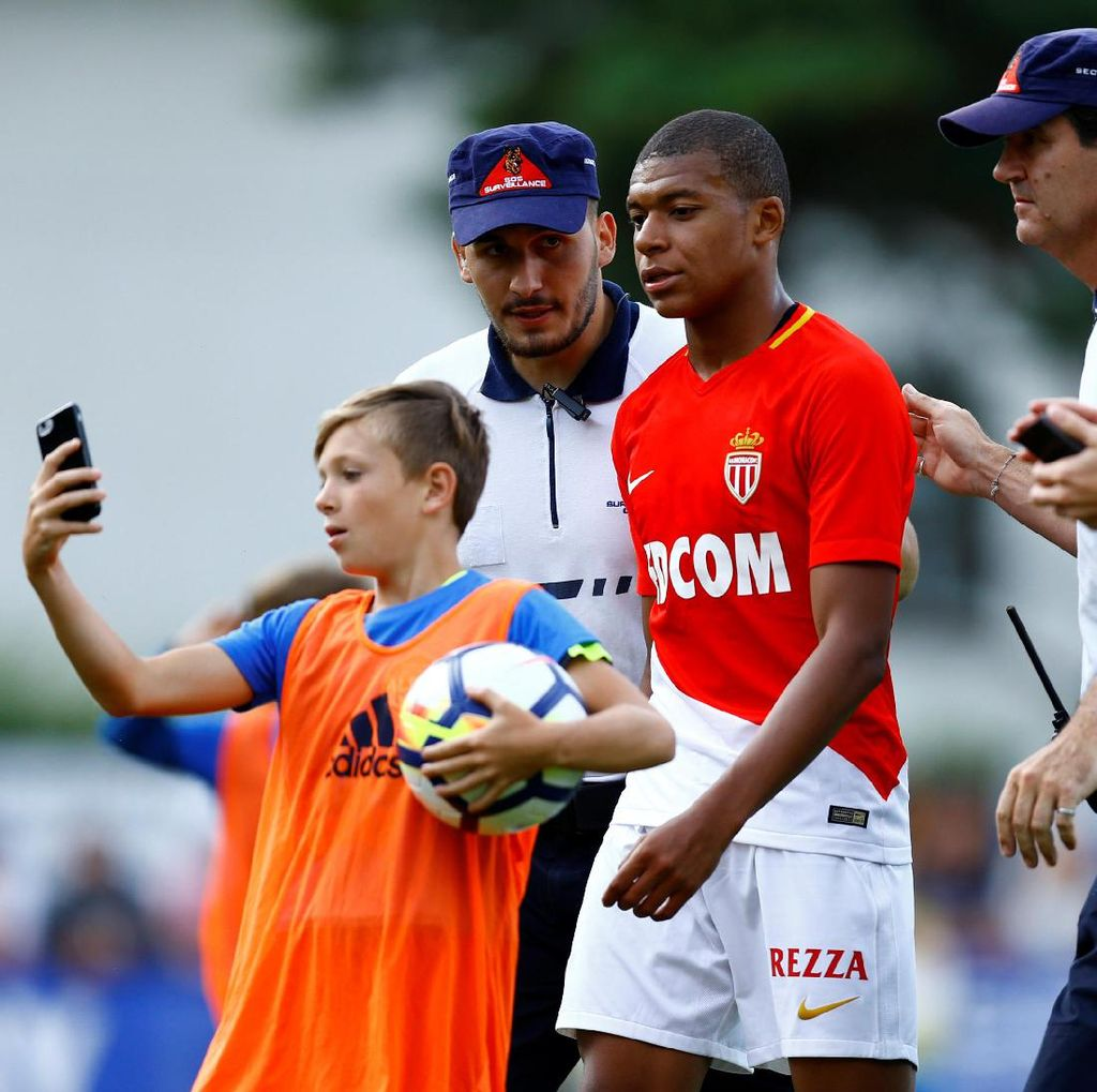 Mbappe Didekati Secara Ilegal, Monaco Siap Lapor ke FIFA