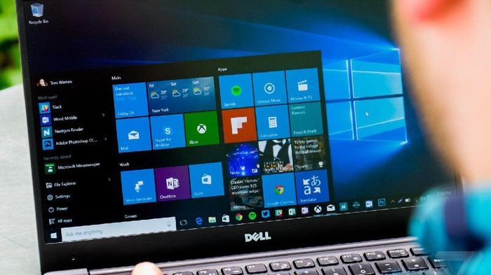 Windows 10. Foto: internet