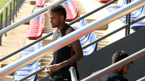 Selama di Barca, Neymar Punya 105 Gol, 8 Trofi, dan Satu <i>Treble</i>