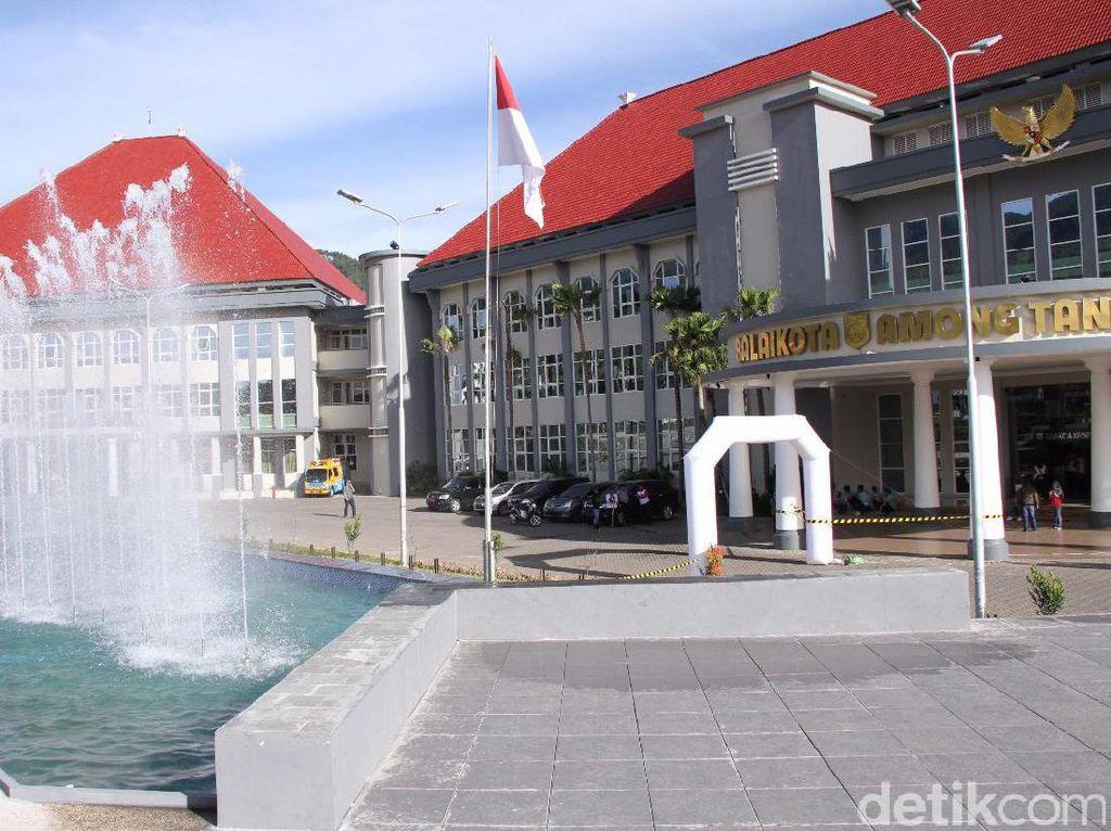 Wali Kota Batu Belum Merespon Soal Kadis Koperasi Ditahan Kejari