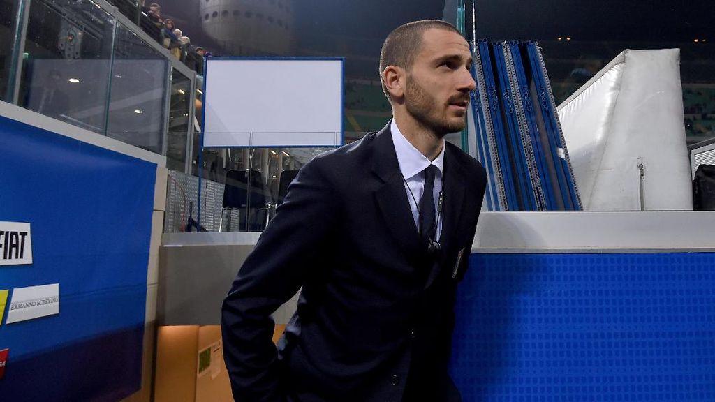 Bonucci Tetap Pakai Nomor 19 di Milan