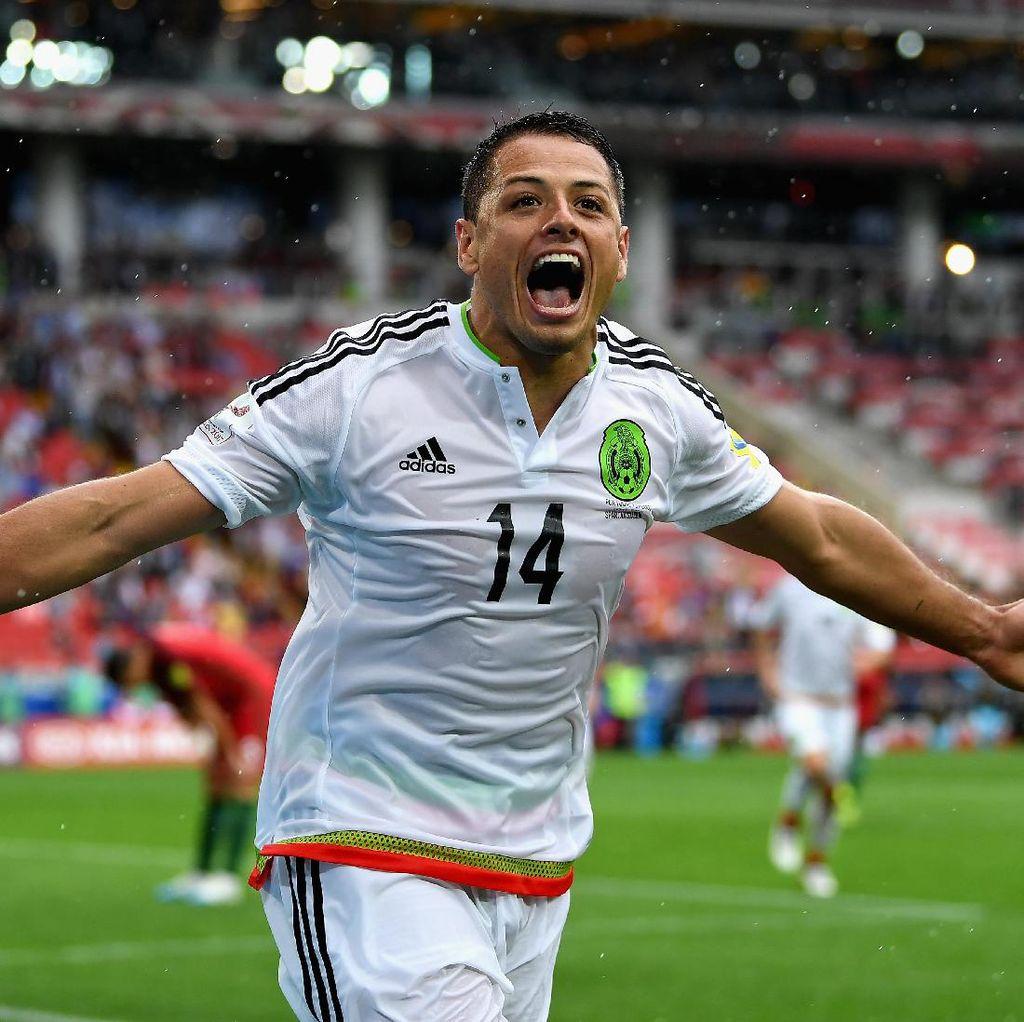 Kembali ke <i>Premier League</i>, Chicharito Akan Gabung West Ham