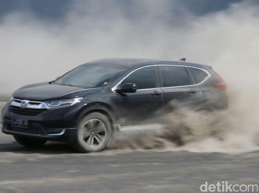 Honda: CR-V SUV dengan Penjualan Tertinggi di Indonesia