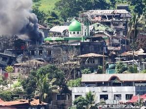Indonesia dan Malaysia Terancam Kehadiran Eks Petempur Marawi