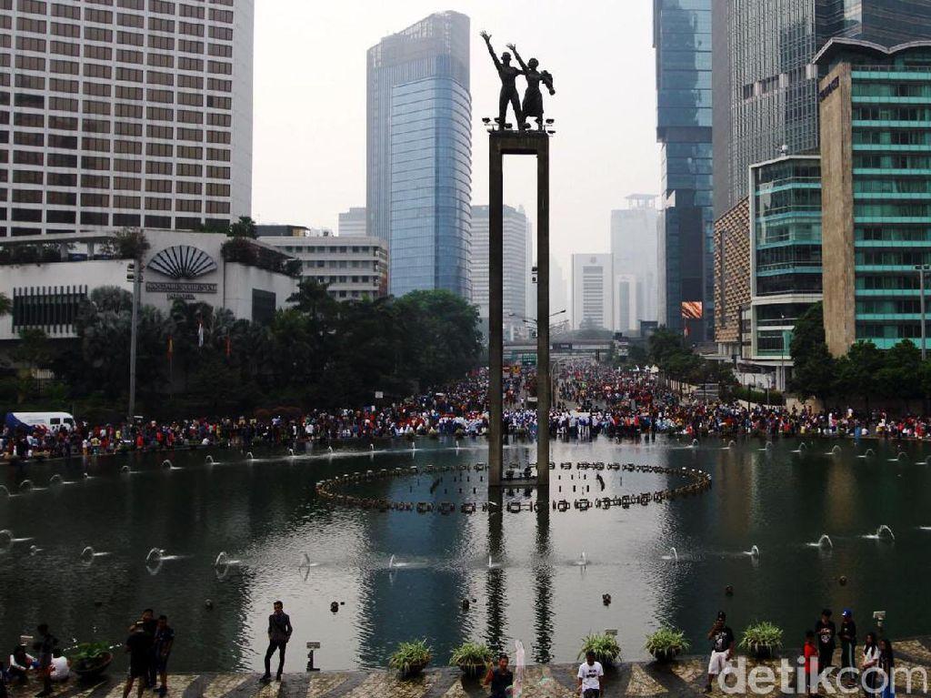 Mengenal Patung dan Monumen Unik di Jakarta (2)