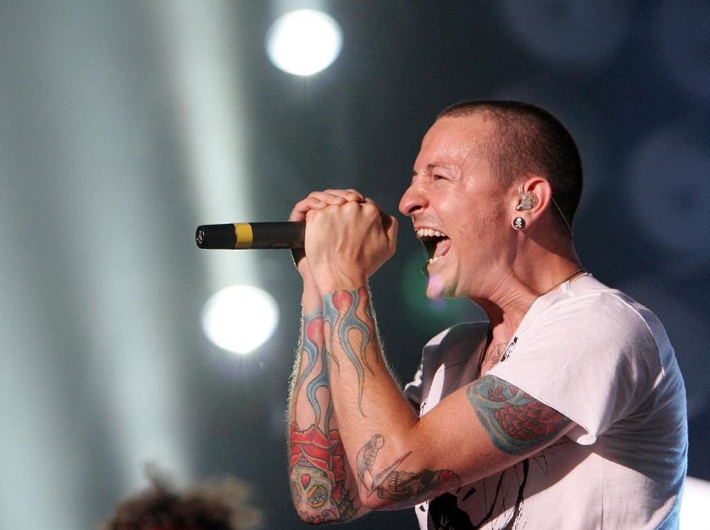 Chester Bennington: Arizona Tempat Terindah di Bumi