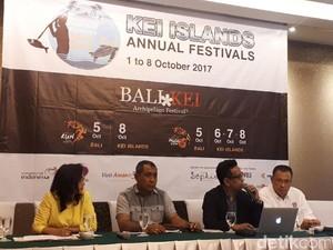 Oktober Nanti, Ada Lomba Lari Lintas Pulau Bali dan Kei