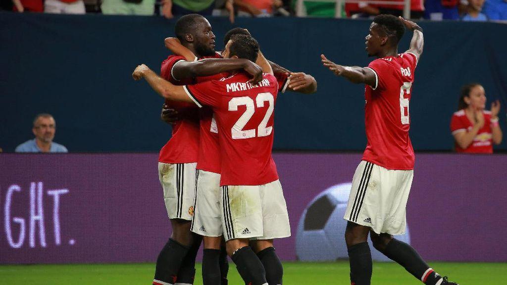 MU Kalahkan City, Mourinho: Sesi Latihan yang Bagus