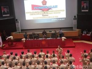 Megawati Beri Pembekalan 437 Calon Perwira TNI
