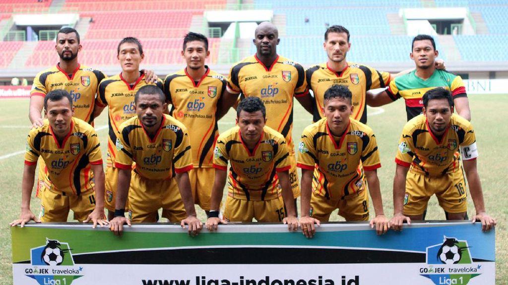 Penalti Bhayangkara FC Bikin Mental Mitra Kukar Runtuh
