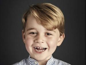 Bikin Gemas, Ini Foto Putra Pangeran William-Kate Saat Ultah ke-4