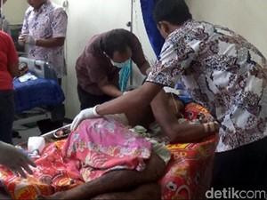 Kemis, Pelaku Bunuh Istri Lalu Berusaha Bunuh Diri Masih di ICU