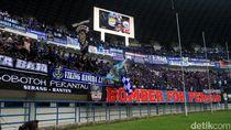 Respons Panpel Persib soal Stadion GBLA Tak Bisa Dipakai