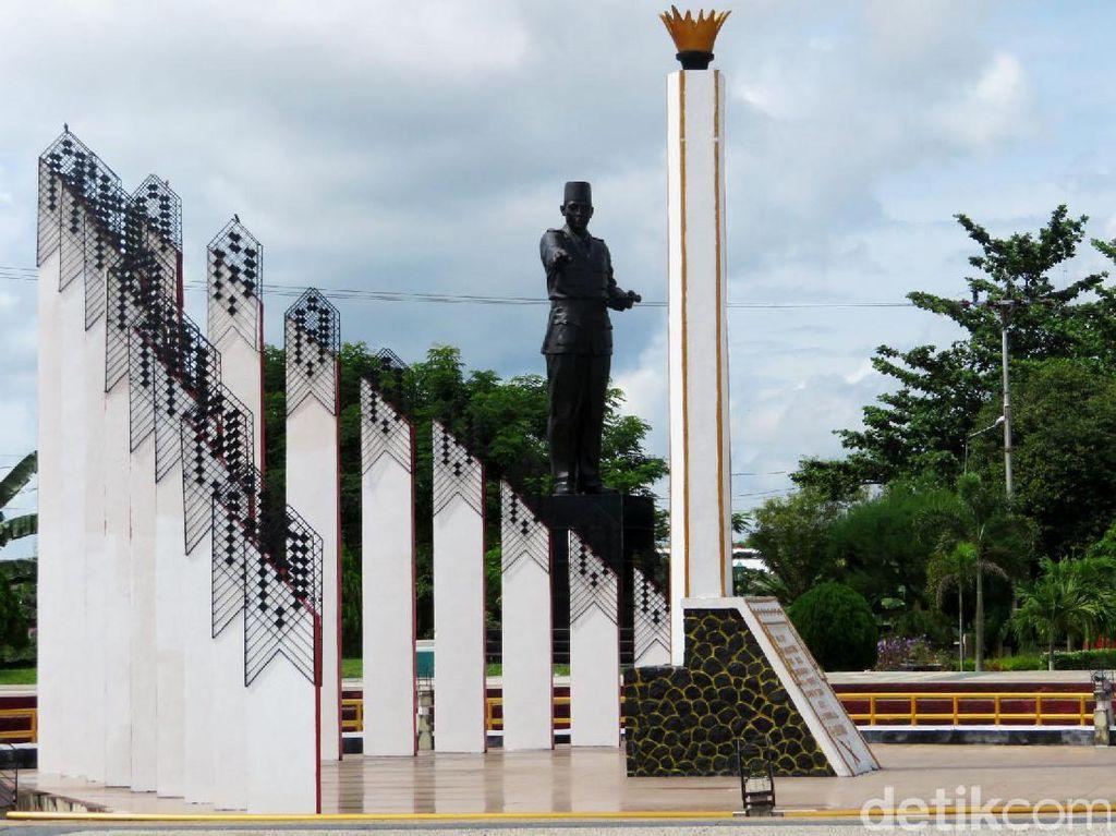 Lokasi Ibu Kota Baru RI Beda dengan Pilihan Sukarno