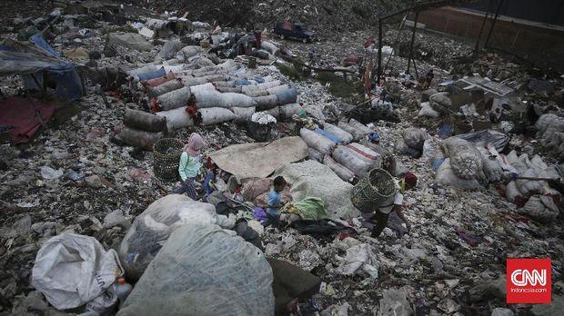 Respons Bantargebang soal Sampah Jakarta yang Disorot Dunia