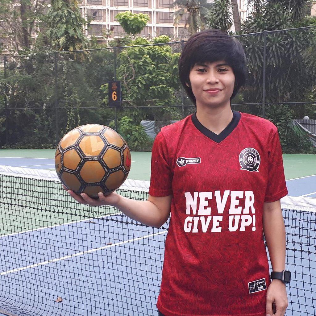 Rani Mulyasari Penasaran dengan Medali Emas Futsal Putri SEA Games