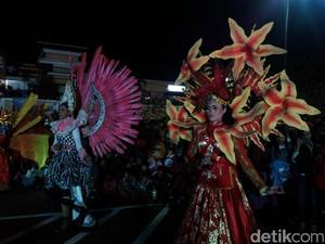 Boyolali Night Carnival 2017 Sedot Ribuan Penonton