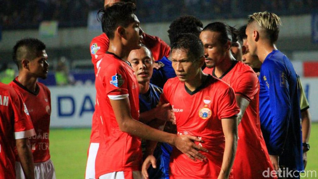 Tak Sampai Degradasi, Persib Diputus Kalah 0-3 dari Persija