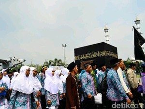 Calon Jemaah Haji Lamongan Didominasi Orang Tua dan Perempuan