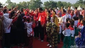 Di Depan Jokowi, Anak SD Ini Mengaku Bercita-cita Jadi YouTuber