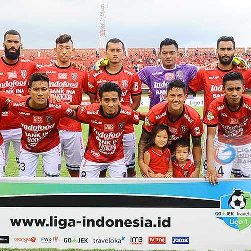 Kalahkan Perseru, Bali United Tempel Bhayangkara FC