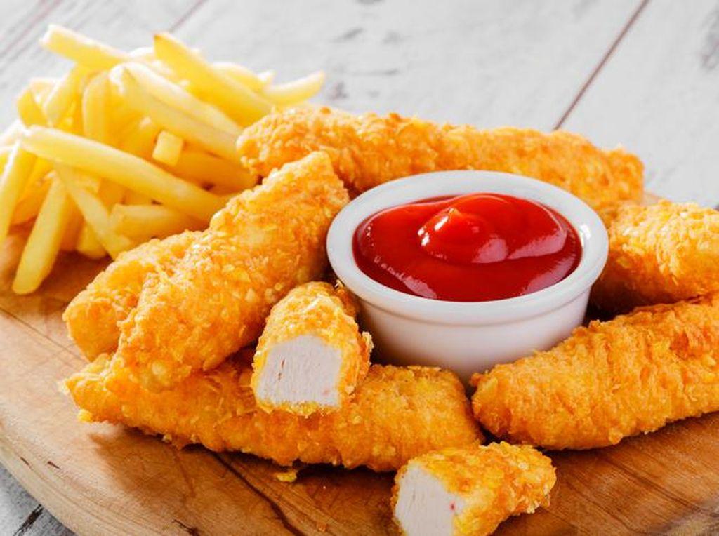 Strip Chicken Cocok Jadi Bekal Sekolah, Bisa Dibuat dengan 4 Langkah!