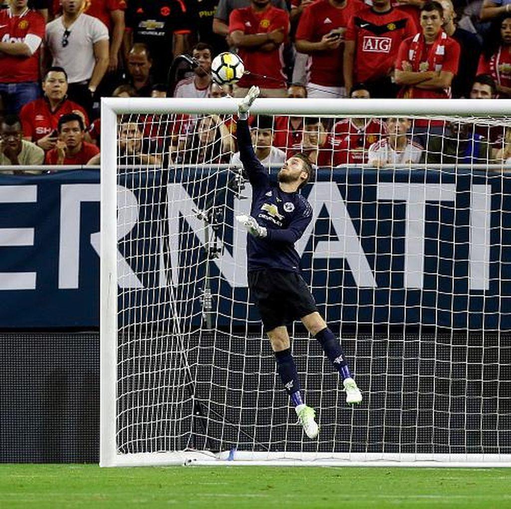 Mourinho Pastikan De Gea Takkan Dijual
