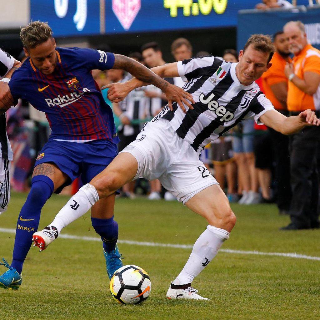 Barcelona Kalahkan Juventus 2-1