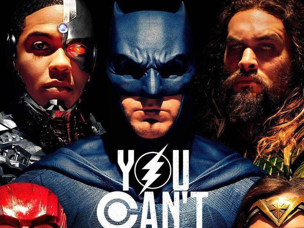 Menyimak Trailer Baru Justice League yang Lebih Menegangkan
