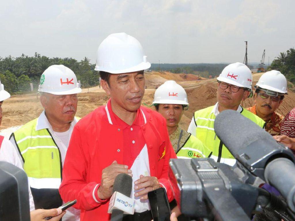 Jokowi Utamakan Jepang Biayai Proyek Patimban dan Kereta JKT-SBY