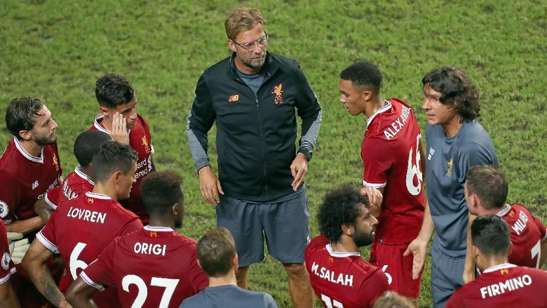 Jelang Musim Baru, Klopp: Liverpool Dalam Posisi Bagus