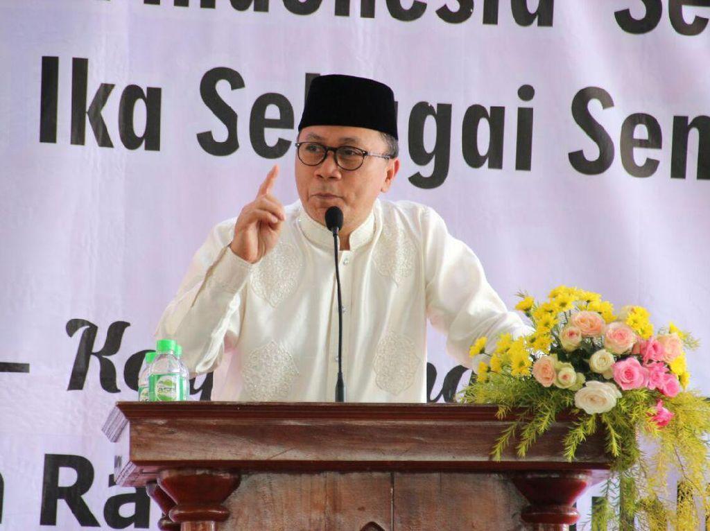 Soal Dana Haji, Ketua MPR: Pemerintah Harus Diskusikan dengan Umat
