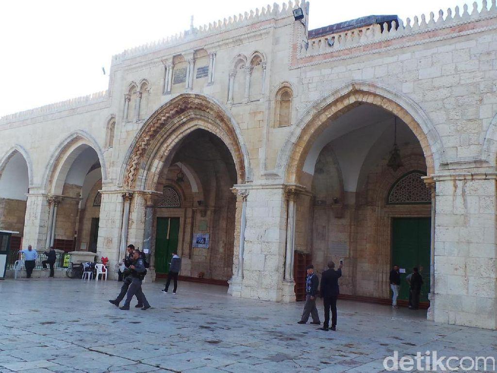 Berang, Turki Tuduh Israel Langgar Kesucian Kompleks Masjid Al-Aqsa