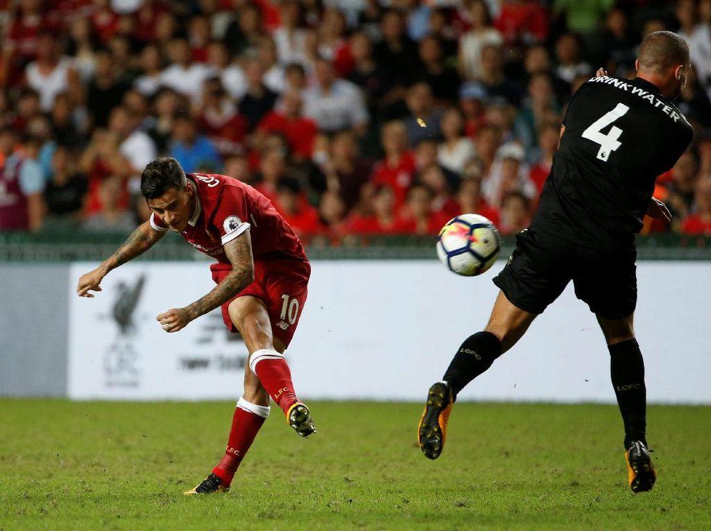 Klopp: Coutinho Sangat Cinta Liverpool