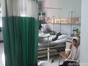 Mahasiswi ITB Korban Batu Pilar Runtuh Dapat 20 Jahitan di Kepala