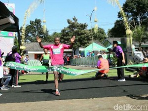Pelari Kenya Jawara Banyuwangi Ijen Green Run 2017