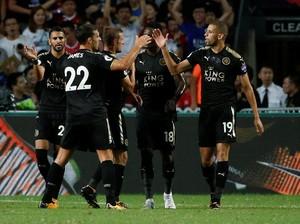 Leicester Optimistis Pertahankan Pemain Bintangnya