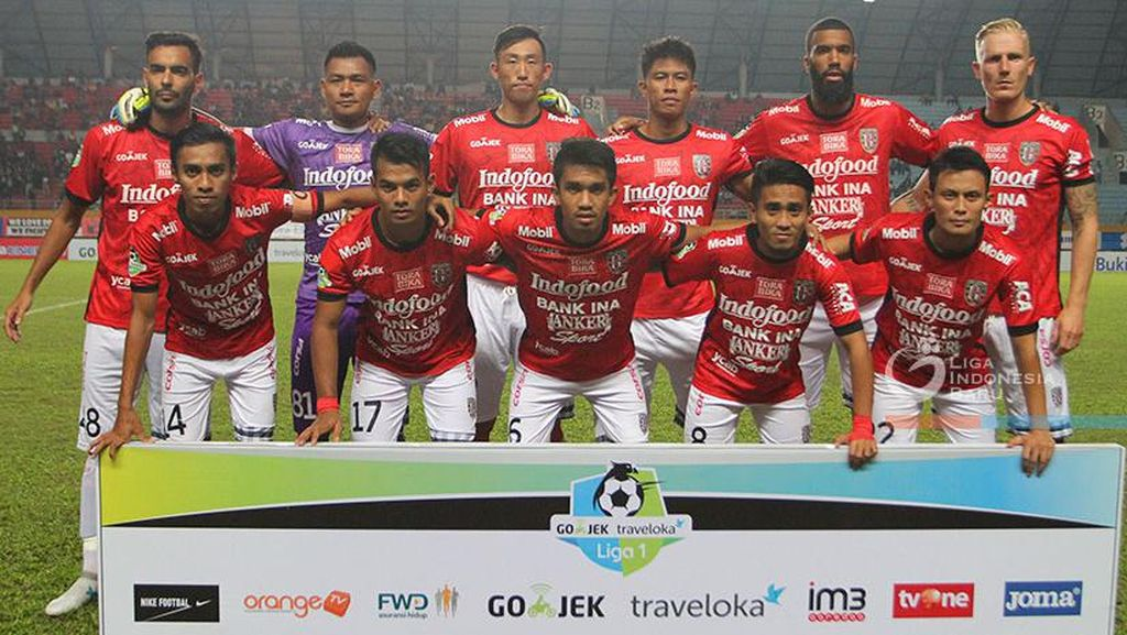 Bali United Gasak PSM 3-0