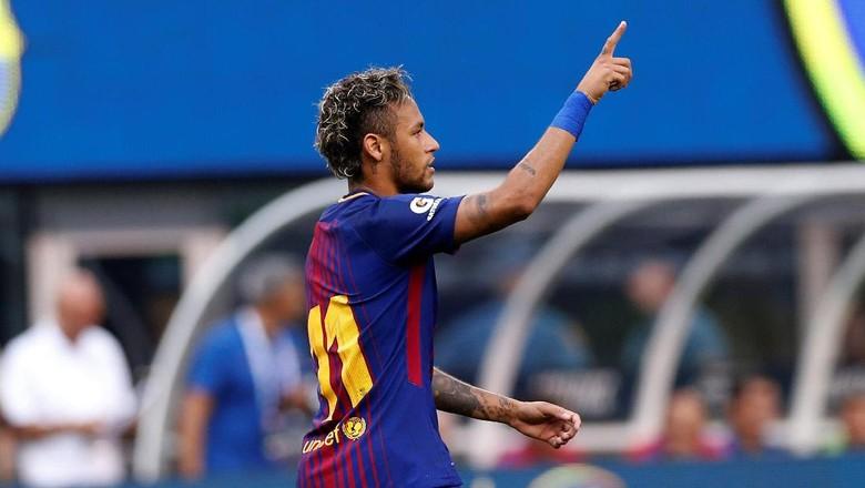 Lewat Kicauan, Pique Komentari Masa Depan Neymar