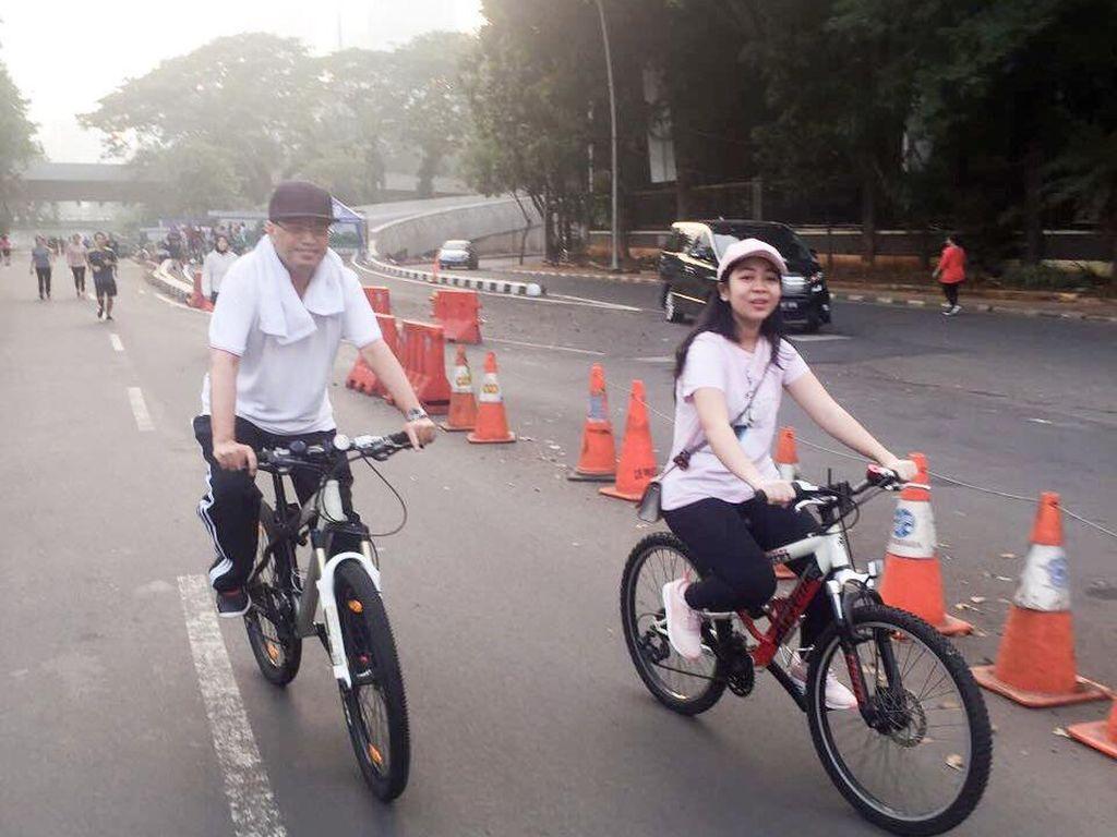 Menhub Harap Kepala Daerah Pakai Sepeda untuk Transportasi