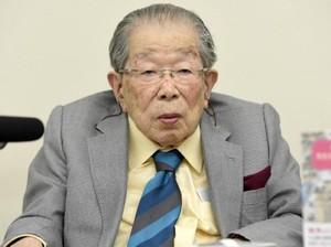 Hinohara, Pria 105 Tahun di Balik Rahasia Orang Jepang Berumur Panjang