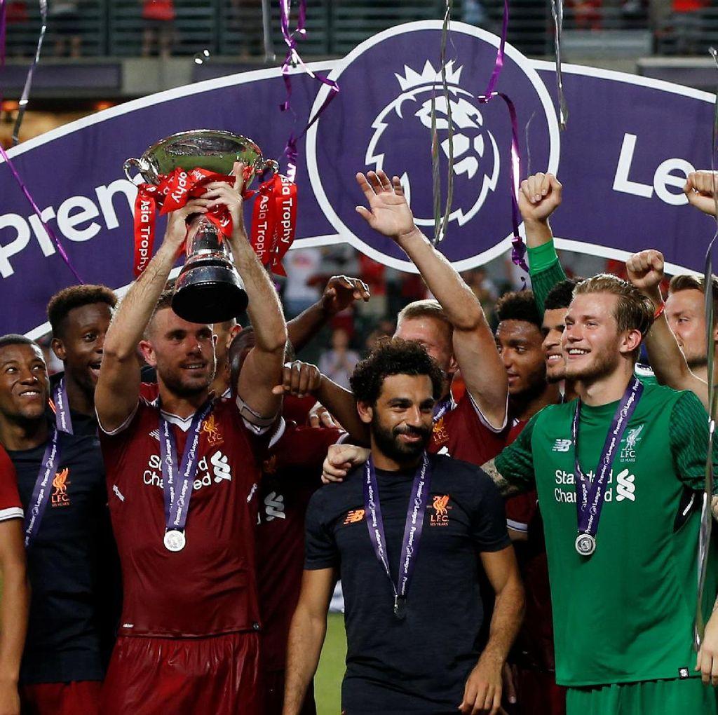 Liverpool Juara Liga Inggris... di Hong Kong!