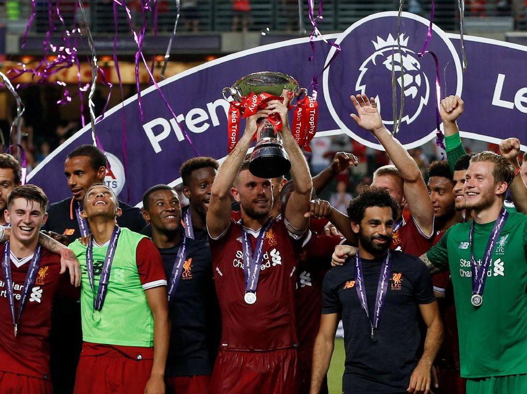 Liverpool Juara 'Liga Inggris'... di Hong Kong!