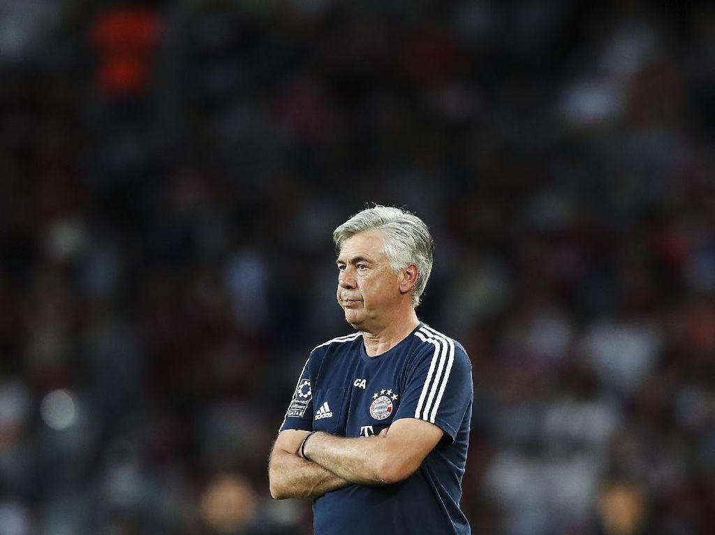 Ancelotti Diprediksi Bakal Cabut di Akhir Musim 2017/2018