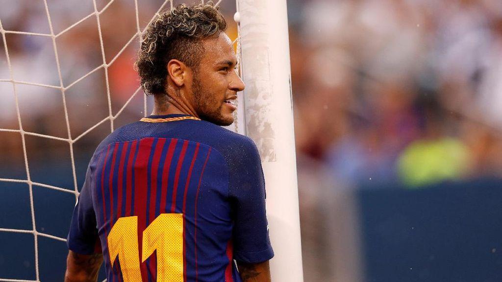 Karena Barca Sangat Membutuhkan Neymar