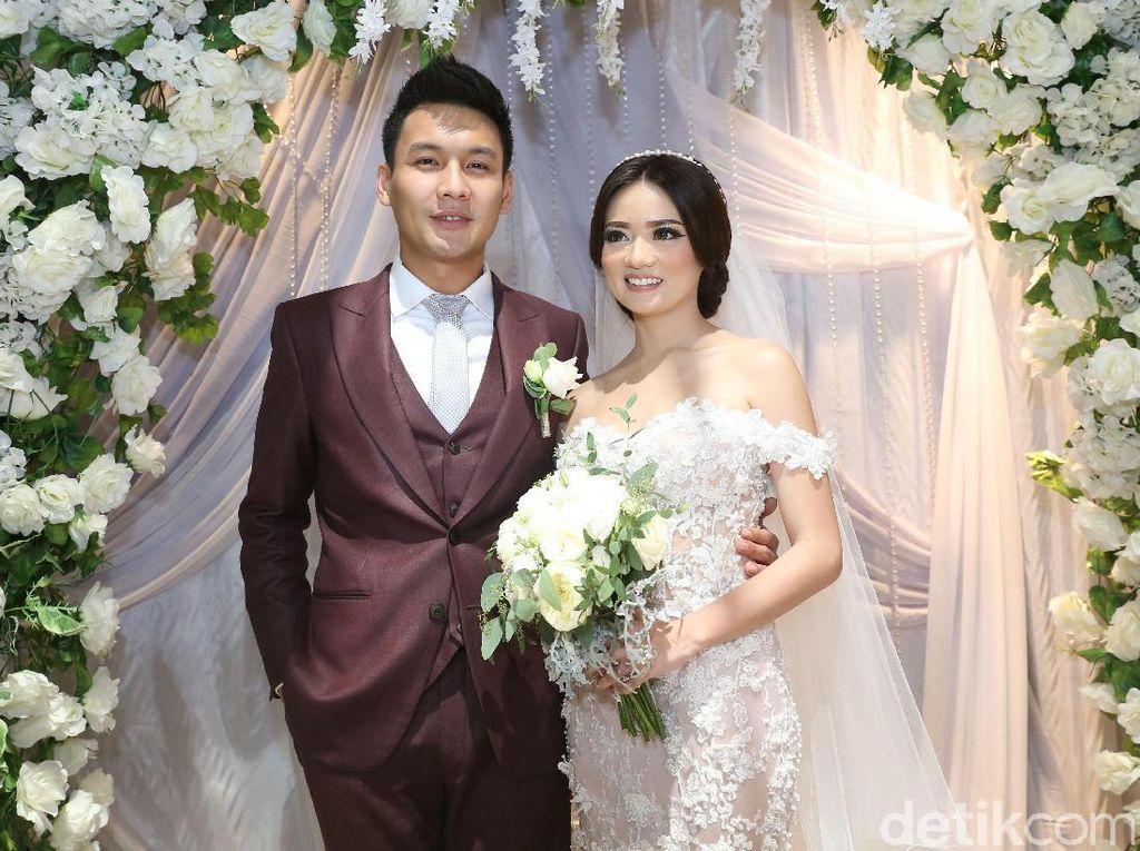 Pasca Menikah, Fendy Chow dan Stella Rasakan Nikmatnya Jadi Suami-Istri