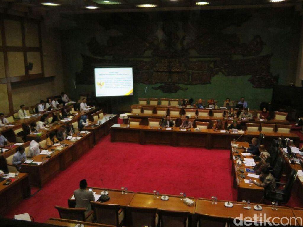 Komisi XI Gantung Usulan Anggaran Sri Mulyani Rp 45,1 Triliun