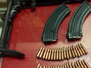 2 Terduga Pembunuh Gajah di Aceh Tengah Ditangkap, Senpi AK-56 Disita